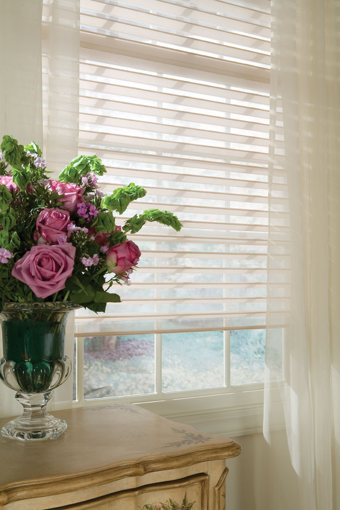 Sheer Horizontal Shades Par105w Penn Blinds