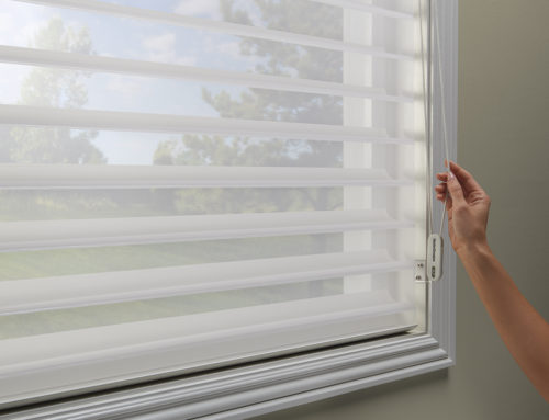Silhouette® Window Treatments and Energy Efficiency