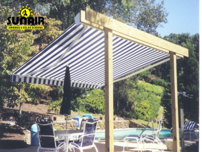 Retractable Awnings & Pergolas 5