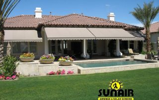 How Sunair® Awnings Change The Game For Your Yard 1