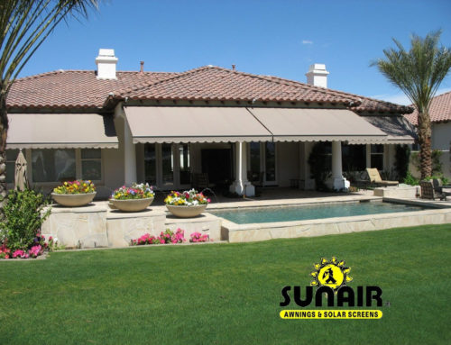 How Sunair® Awnings Change The Game For Your Yard