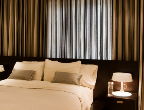Get A Great Night Sleep With These Window Treatments!