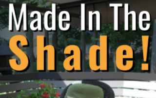 Made In The Shade! 😎 2